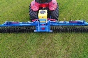 GST Biostar met tractor